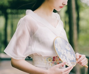 asian, dress, and elegant image