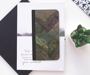 iphone, casetify, and heart image
