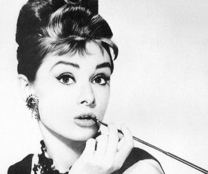 actress, birth, and audrey image