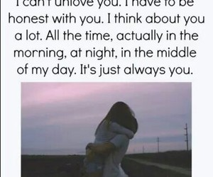 couples, honest, and quotes image
