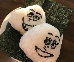 face, food, and kawaii image