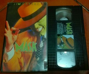 90s, jim carrey, and the mask image