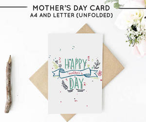 etsy, mothers day, and cute gift image