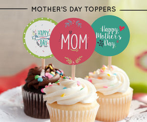 cupcake, etsy, and mothers day image