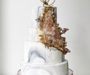 cake, crystal, and bolo image