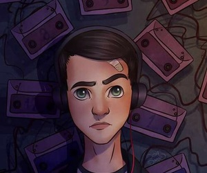 13 reasons why, clay, and clay jensen image