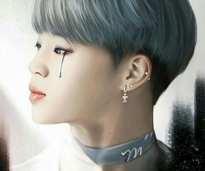 bts, fanart, and kpop image