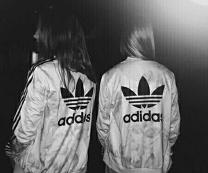 adidas, cute, and baddios image