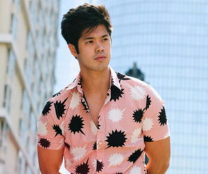 ross butler and 13 reasons why image