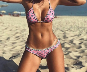 bikinis, swinsuits, and eyes image
