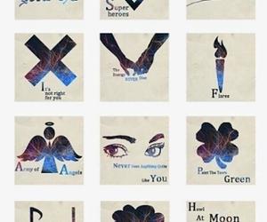 music, the script, and Lyrics image