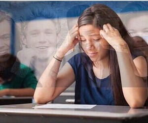 exam and 1d image