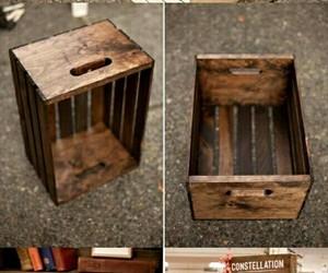 diy, creativity, and wood image