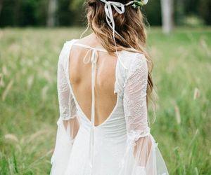 beautiful, bridal, and crown image