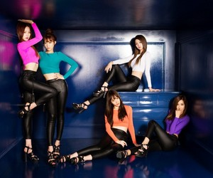 exid, kpop, and up and down image