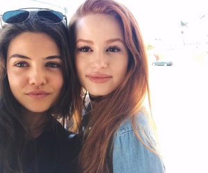 madelaine petsch and danielle campbell image