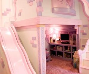 kawaii, bedroom, and house image