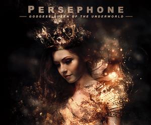 persephone, fantasy, and greek mythology image