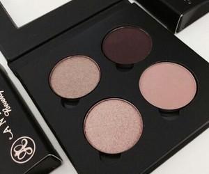beauty, black, and makeup image