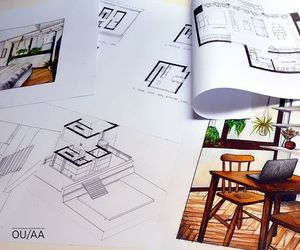 architecture, contemporary, and design image
