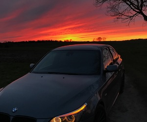 bmw, nature, and sun image