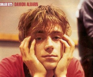 damon albarn and blur image