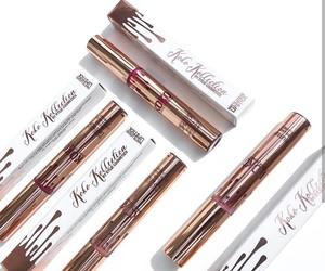 beauty, lipstick, and kyliecosmetics image