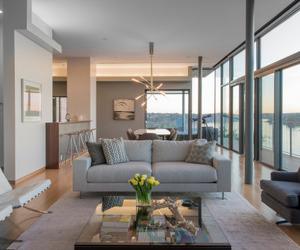 house, interior, and interior design image