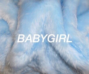 aesthetic, blue, and fur image