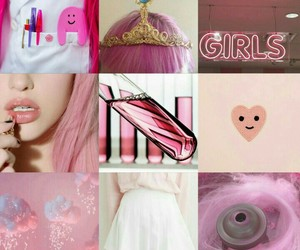 lesbian, pink, and lgbt image