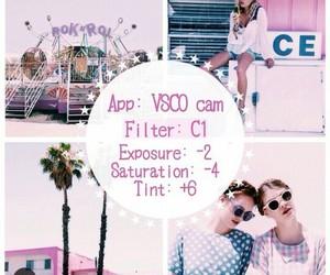 vsco, vsco cam, and vsco filter image