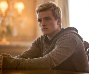 peeta, the hunger games, and josh hutcherson image