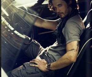 actor, car, and werewolf image
