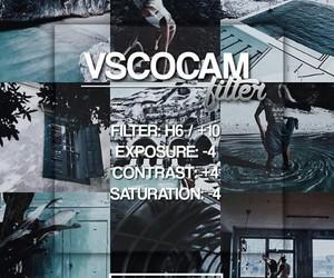 vsco cam and vsco filter image