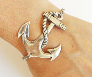 anchor, fashion, and friendship image