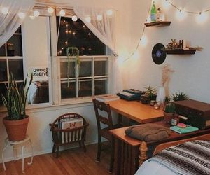 room, light, and home image