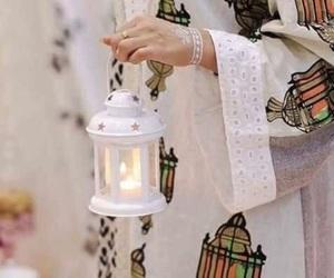 Ramadan, lantern, and رَمَضَان image