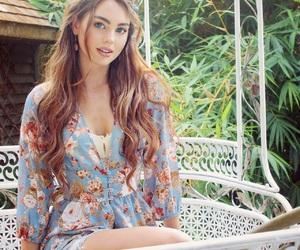 beautiful, garden, and girly image