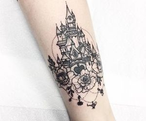 Tattoos and castle tattoos image