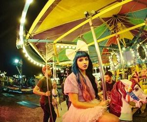 melanie martinez, cry baby, and carousel image