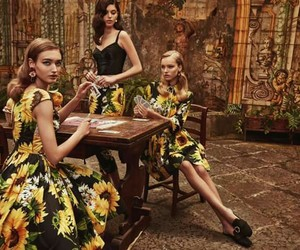 D&G, haute couture, and mode image