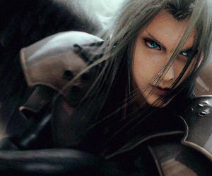 final fantasy and final fantasy VII image