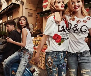 D&G, d&g women, and dolce and gabbana image