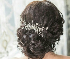 hair, hairdo, and hairstyles image