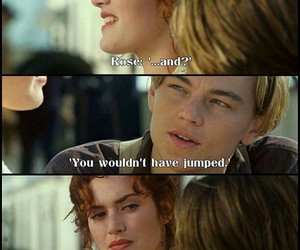 film, jack dawson, and kate winslet image