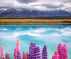 landscape, nature, and water image