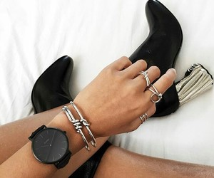 accessories, bracelets, and inspiration image