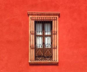 aesthetic, orange, and vintage image