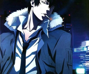 psycho pass, anime, and anime boy image