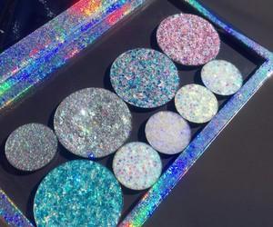 beauty, glitter, and holo image